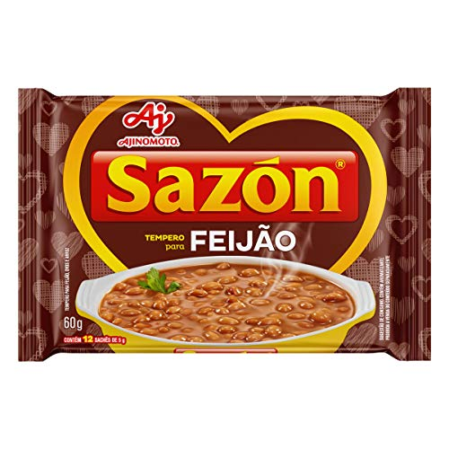 Tempero Marrom Sazon - 60gr