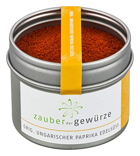 Zauber der Gewürze Orig. ungarischer Paprika edelsüß, 55g