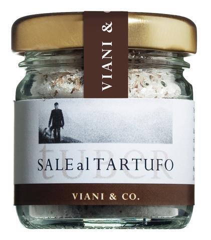 Salz mit Trüffeln