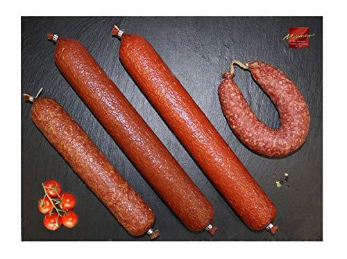 Wurst aus Thüringen I Wurst als Schlemmerpaket I Feine Auswahl an Salami's