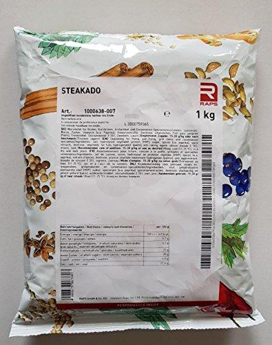 1a Raps Gewürze 1000638-07 STEAKADO --- Beutel 1kg