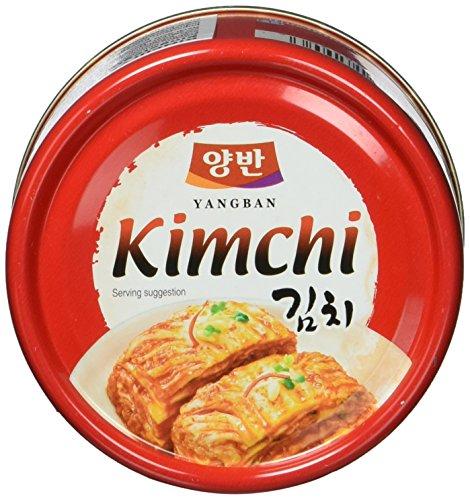 DONGWON Kimchi, koreanisch eingelegter Kohl, 1er Pack (1x 160g)