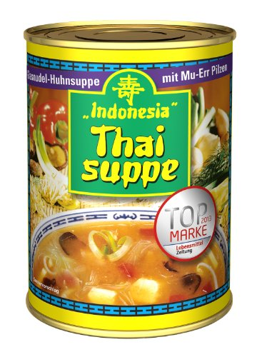 Indonesia Thaisuppe, 6er Pack (6 x 390 ml)
