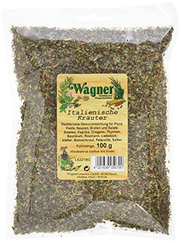 Wagner Green Forest Italienische Würzkräuter, 7er Pack (7 x 100 g)