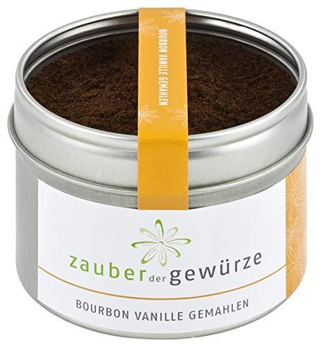 Zauber der Gewürze Bourbon-Vanille gemahlen, für Desserts und Gebäck, 55g