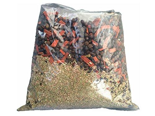Fuduu Würzrauch 1 kg Beutel für Räuchermehl Räucherzusatz