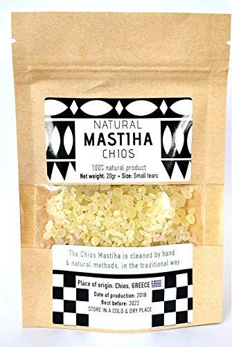 Mastix erzeugt von Mastixerzeugern (20gr kleine Tränen)