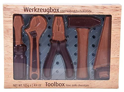 Baur Edelvollmilch-Schokolade Werkzeugbox