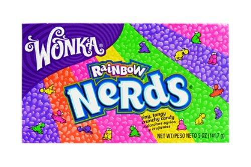 Wonka Rainbow Nerds Candy, 6er Pack (6 x 141.7 g)