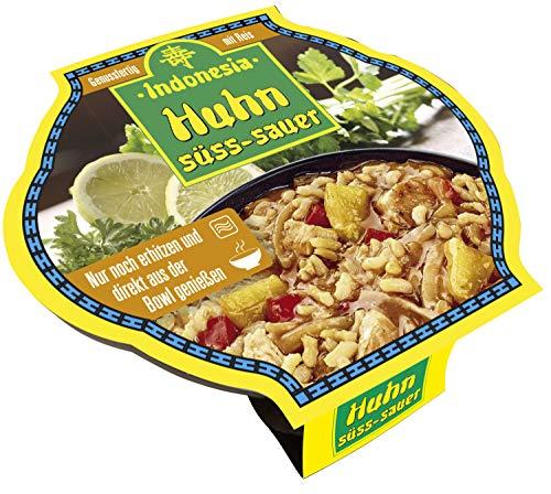 Indonesia Bowl Huhn süß sauer, 400 gramm