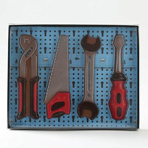 Hussel Werkzeug aus Schokolade 125g