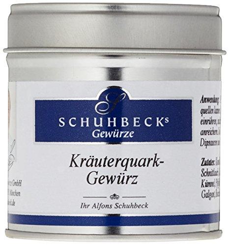 Schuhbecks Kräuterquark Gewürz, 3er Pack (3 x 55 g)