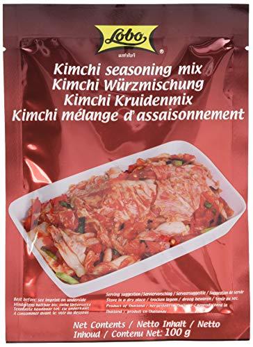 Lobo Würzpaste Kimchi, 12er Pack (12 x 100 g)