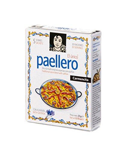 Würzmittel für Paella la Carmencita