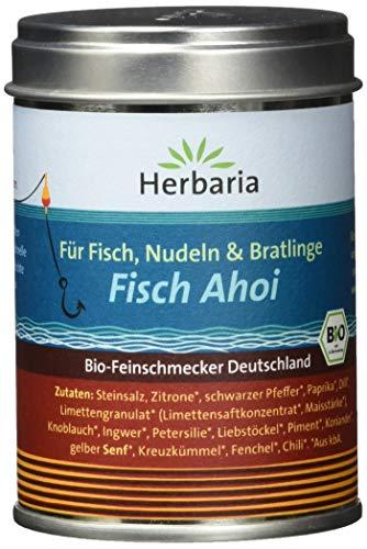 Herbaria 'Fisch Ahoi' Fischgewürz M-Dose BIO (1 x 85 g)