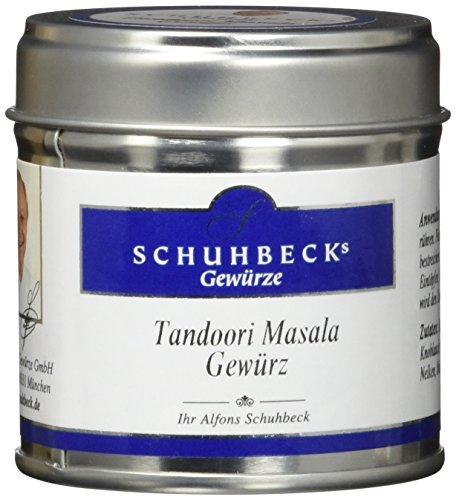 Schuhbecks Tandoori Masala Gewürz, 3er Pack (3 x 50 g)