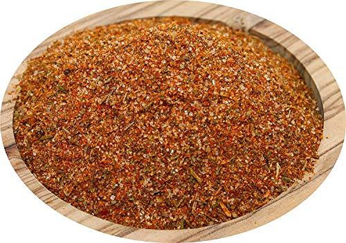 Bulgarische Gewürzmischung Czubrica rot 250g für Linsen Bohnen und Lammfleisch