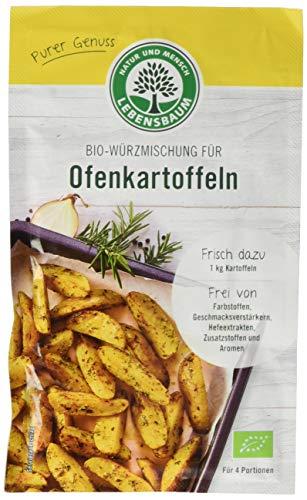 Lebensbaum 1743 Ofenkartoffeln 1 x 15 gr,