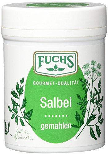 Fuchs Salbei gemahlen, 3er Pack (3 x 30 g)