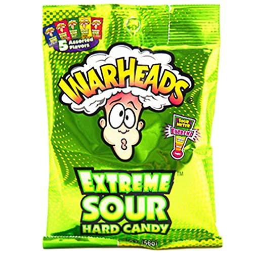 WarHeads Sour Hard Candy aus den USA
