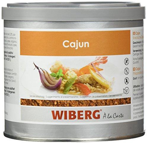 Wiberg Cajun Gewürzzubereitung 280 gr in der Aromabox