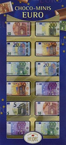 Heidel 12er Choco-Minis Euro (1 x 36 g)