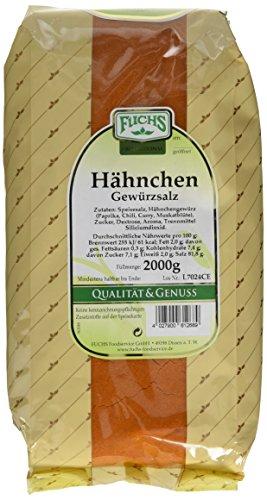 Fuchs Hähnchen-Würzsalz GV 2kg (1 x 2 kg)