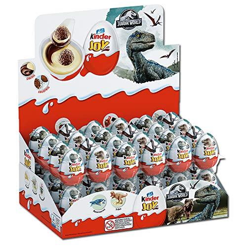 48 x Ferrero Kinder Joy a 20g Edition Jurrassic World