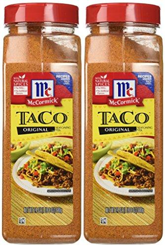 McCormick Taco Gewürzmischung, 680 Gramm Einheiten