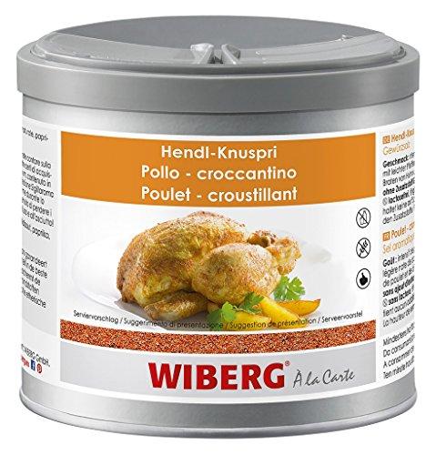 Hendl-Knuspri Gewürzsalz 470ml - WIBERG