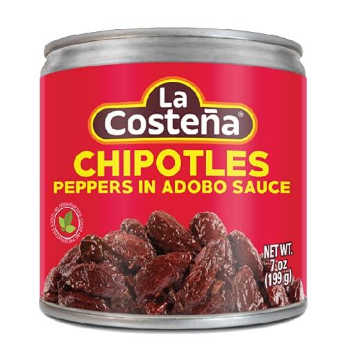 La Costena Chipotle Chili ganz, 199 g