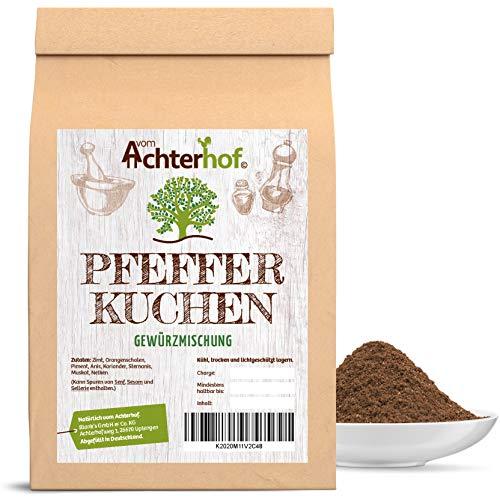100 g Pfefferkuchengewürz der Spitzenklasse Pfefferkuchen Gewürz Gewürzmischung natürlich vom-Achterhof