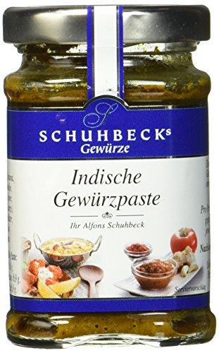 Schuhbecks Indische Gewürzpaste, 3er Pack (3 x 100 g)