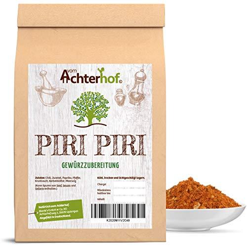100g Piri Piri Gewürzmischung Chili Gewürz vom-Achterhof auch für Piri Piri Sauce geeignet