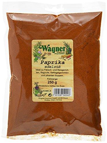 Wagner Gewürze Paprika edelsüß (1 x 250 g)