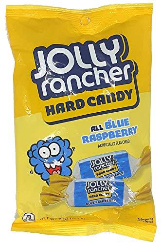 Jolly Rancher Blue Raspberry 1 x 198g ( 7OZ )