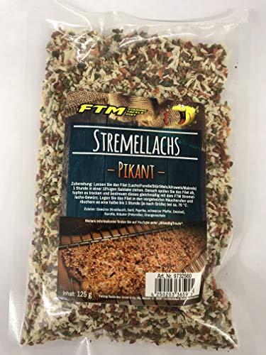 FTM Stremellachs - PIKANT - Gewürz von Fishing Tackle Max Menge:125g