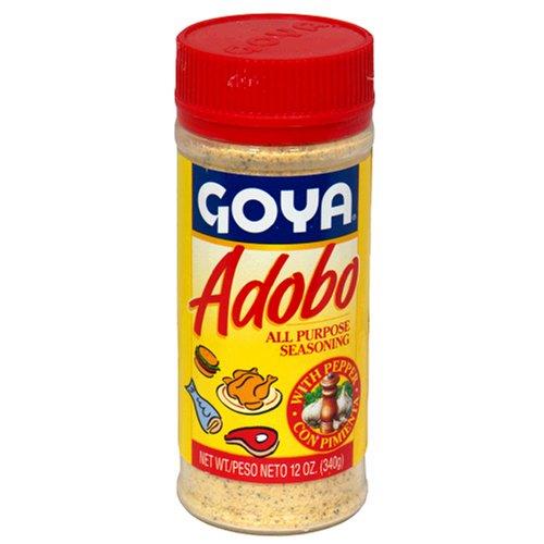 Goya Gewürzmischung mit Pfeffer - Adobo Completo con Pimienta, 340g