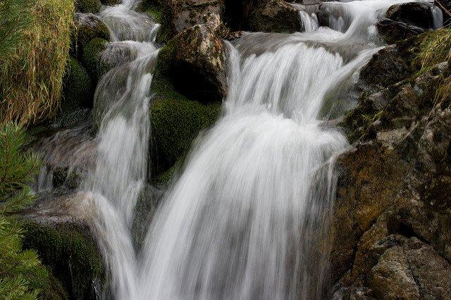 Quellwasser muss filtriert werden