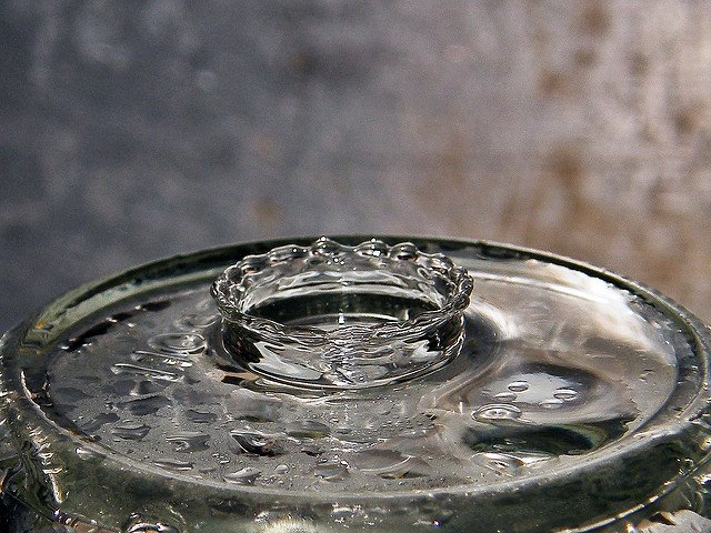 Wasserfilter im Lebensmittelbereich