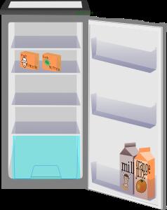 Einbaukühlschrank ohne Gefrierfach