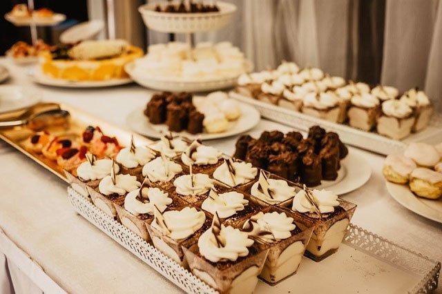 Essen und Trinken an Ihrer Hochzeit