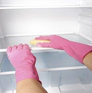 Einbaukühlschrank sauber machen
