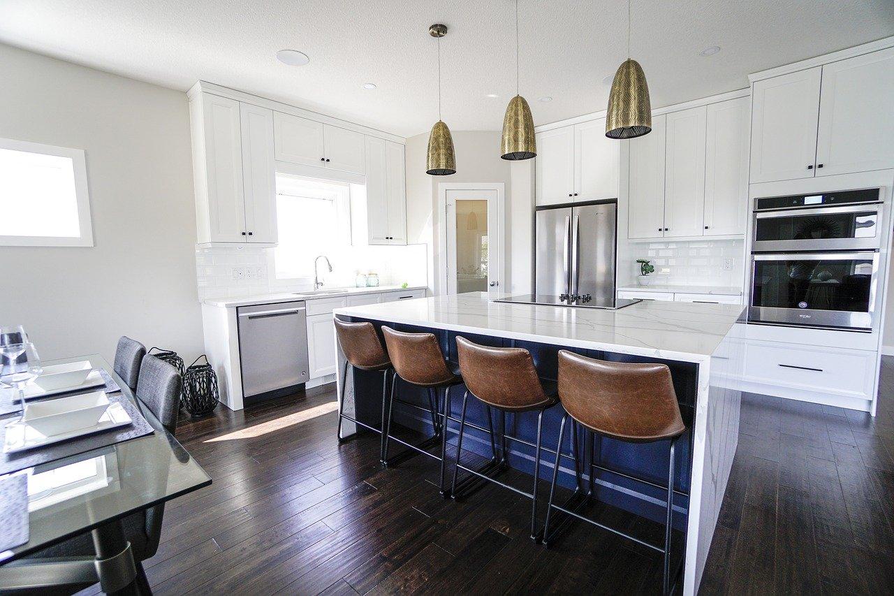 moderne Küchengeräte und Küchenhelfer