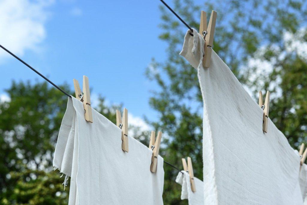 Küchenkleidung richtig reinigen